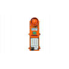 Digital EX-Station, ATEX IIB/T4, with full keypad and graphic display