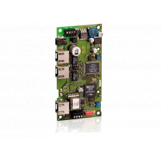 ET901 IP Converter as plug-in board for analogue 4-wire intercom terminals