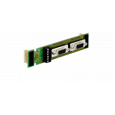 Installation board V24 two-way D-typ