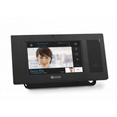 Control Desk Terminal with IPS display and integrated camera IoP/SIP