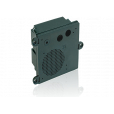 2-wire DSP-Intercom module, integrated microphone and loudspeaker, in housing