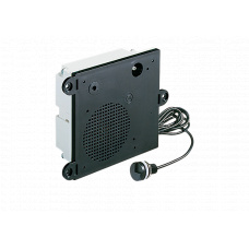 4-wire Intercom module with amplifier, housing and MIC 480