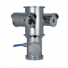 PTZ camera Dual Vision, Day/Night and Thermal, for Onshore/Offshore, marine and industrial areas NXPTZT1PAW0000A